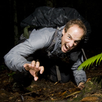 Sebastian Kennerknecht in Borneo